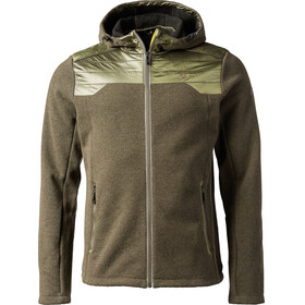 Yeti Coon Tecnowool Jacket Men Dark Olive